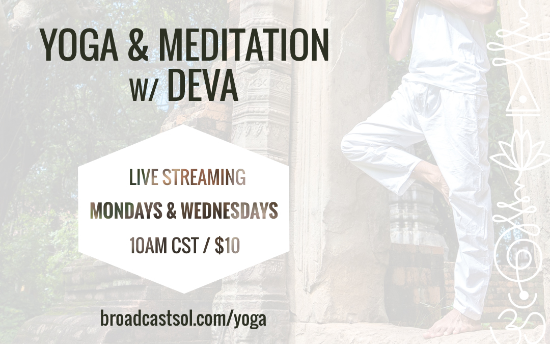 Yoga & Meditation with Deva